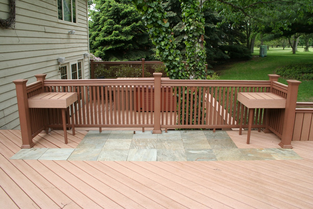 Creative Deck And Patio